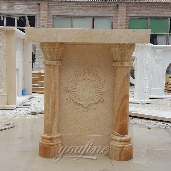 Hand Carved Religious Church Catholic Marble Altar for Sale ...