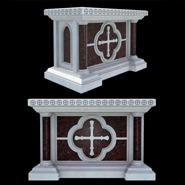 Hand Carved Beige Church Marble Altar - alibaba.com